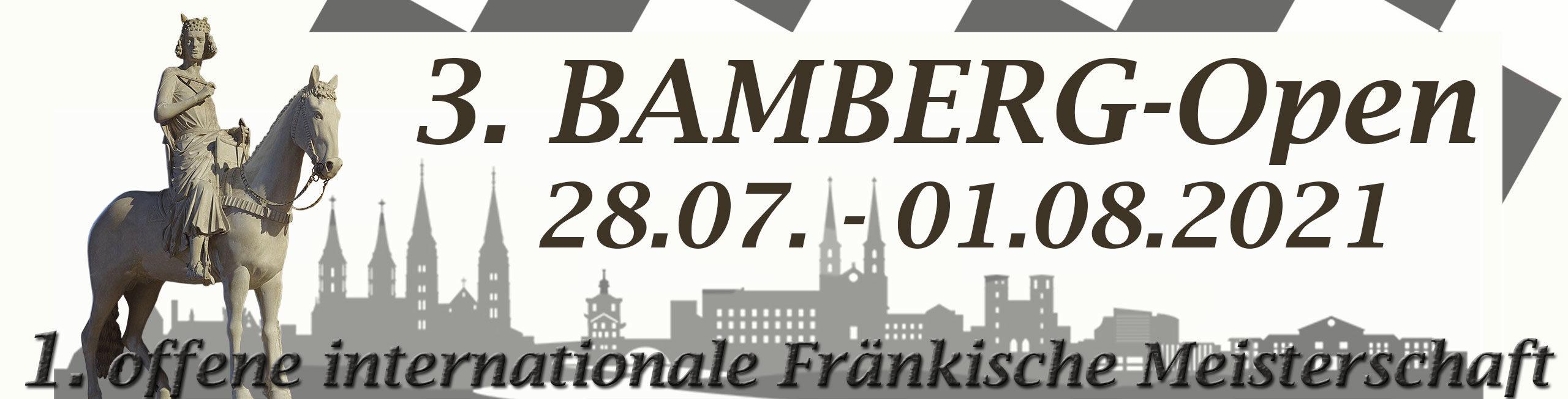 Bamberg-Open — Offizielle Turnierseite